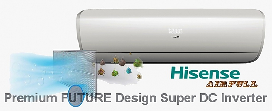 Premium FUTURE Design Super DC Inverter